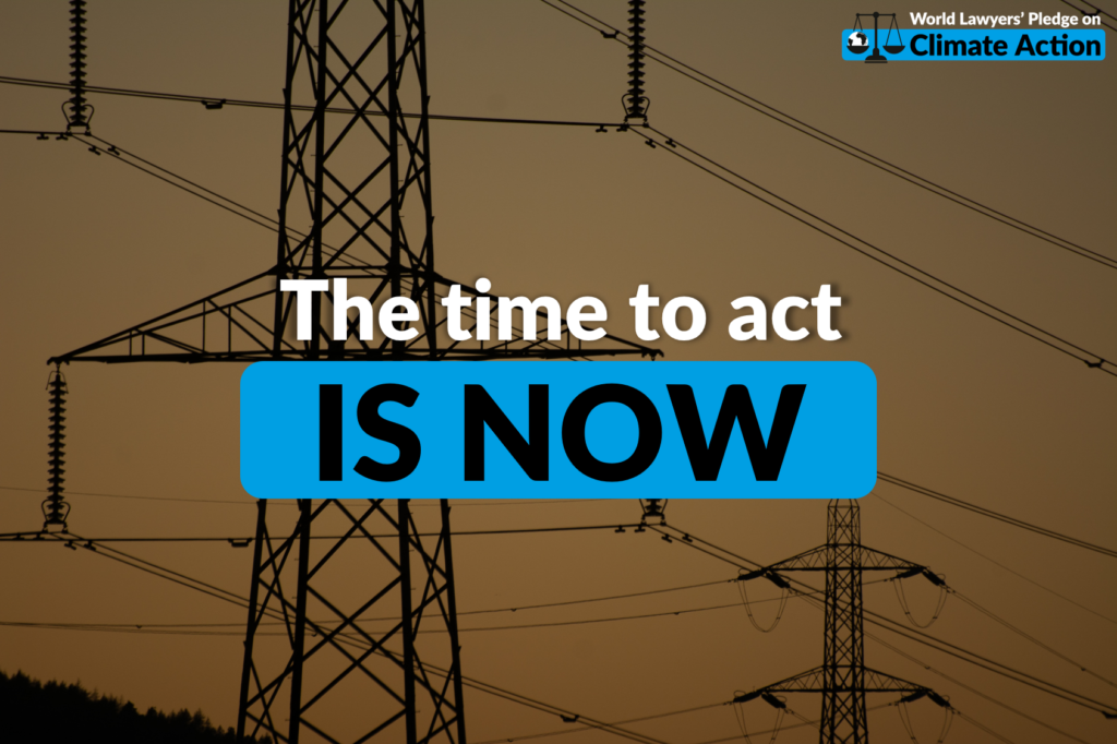 The Time To Act is Now